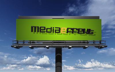 Reklam-tv på stan